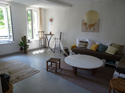 Narbonne, appartement 2 chambres, 70 m²